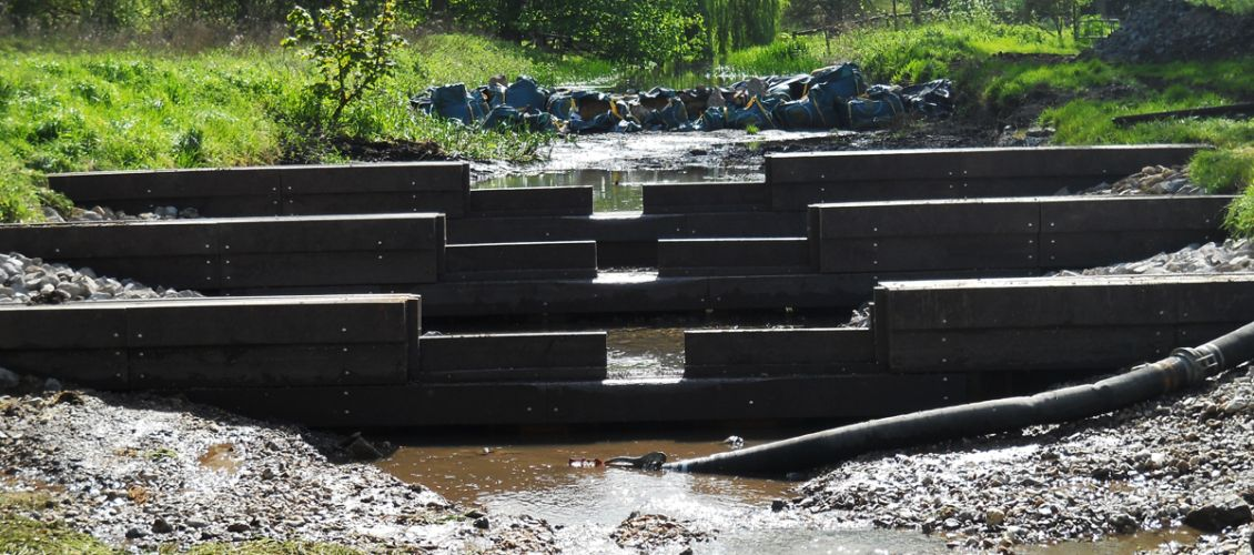 Weir Construction